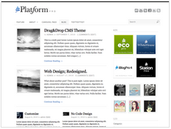 Pagelines Platform WordPress thema