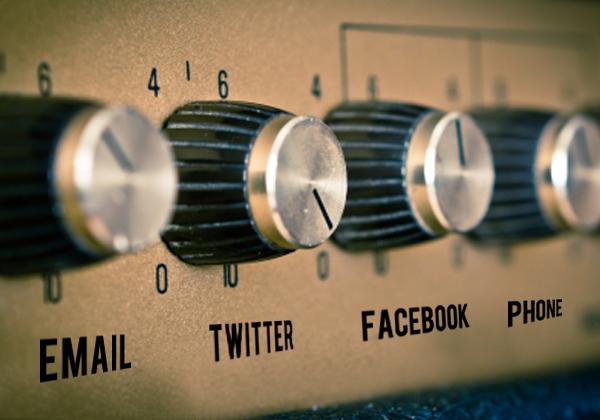 social media promoten blog