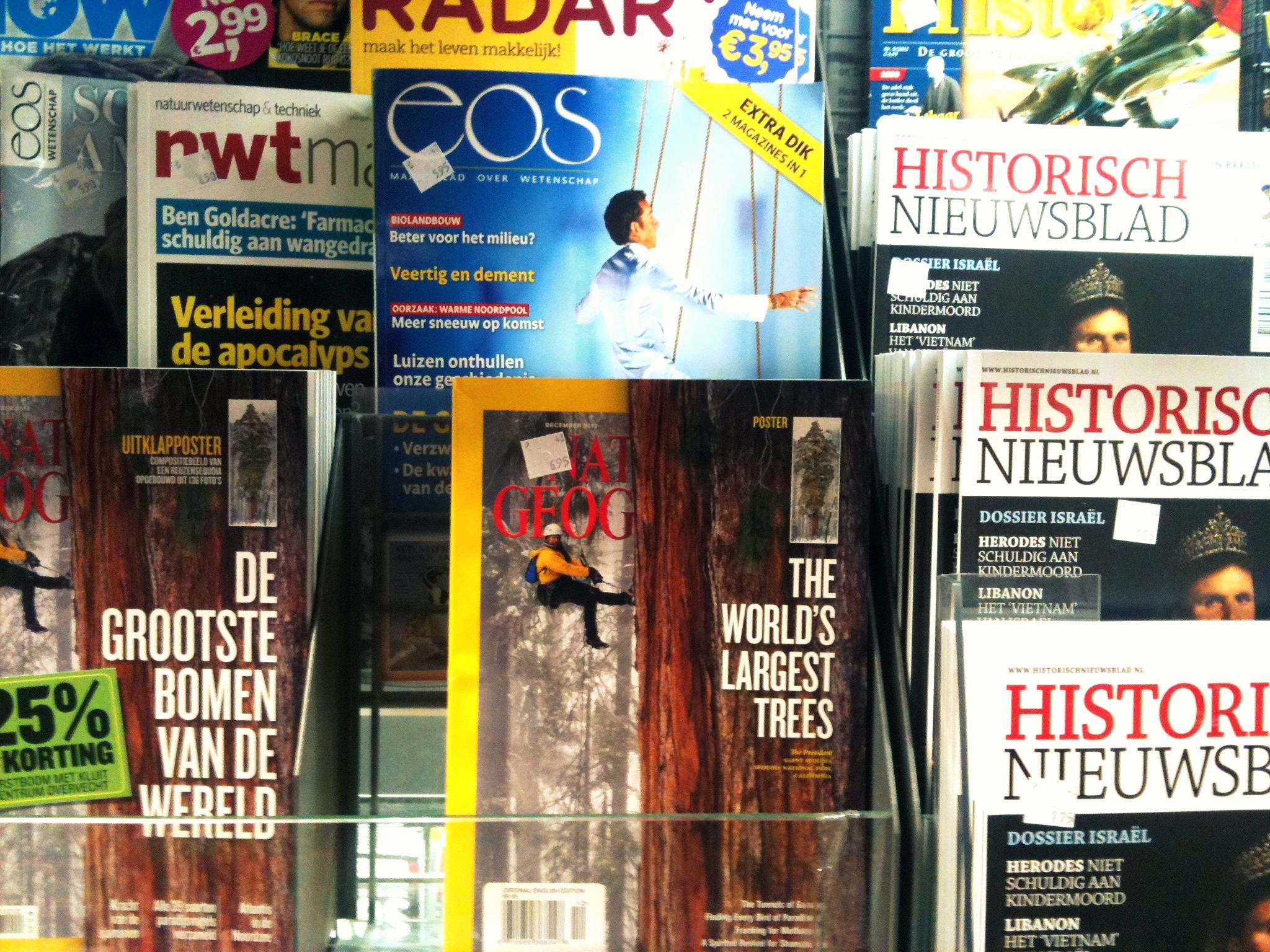 betere titels tijdschriften