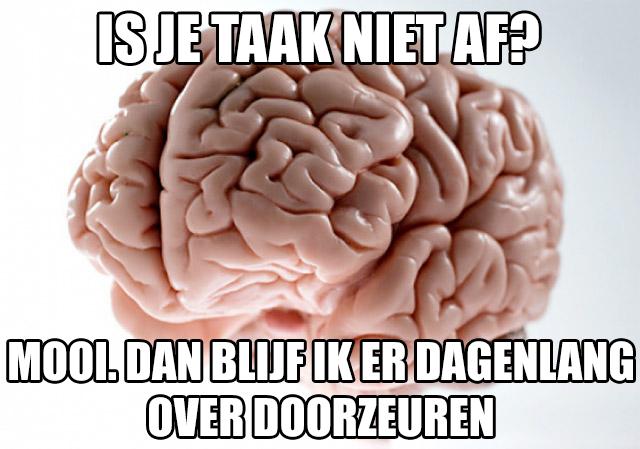 to do lijsten het brein