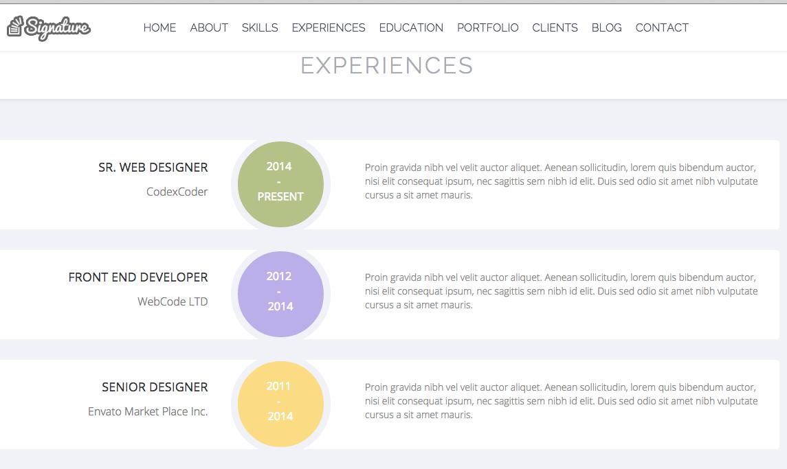 Signature_-_Responsive_Resume_WordPress_Themes