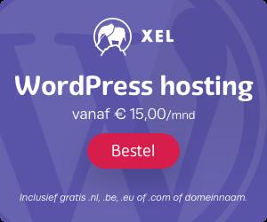 Website Hosting bij Xel Media